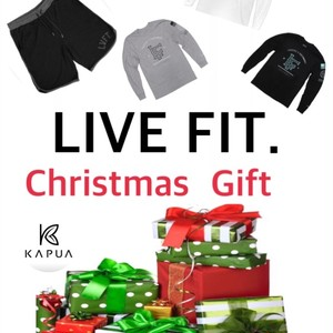 LIVE  FIT Christmas gift