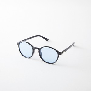 HONEY&CHRIS BASIC GLASSES(BLACK/BLUE)