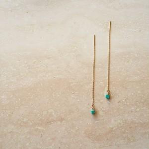 Turquoise K10YG