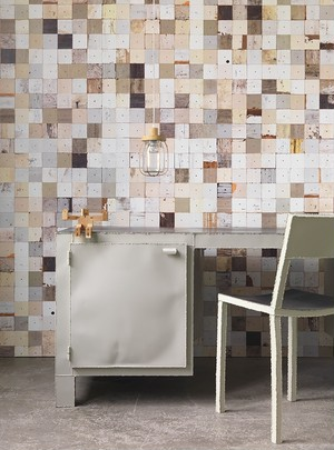 【NLXL】 PIET HEIN EEK  scrap wood wallpaper2  PHE-16