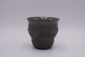 Ryuhoou plant pot『KOKUFUJI』KAKUSEN-EN LM (2)