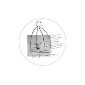 『utopia』DLコード&鳥の缶ミラー
