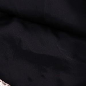 【再入荷】モノトーンレースリボンスカート