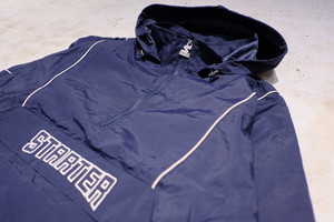 STARTER BLACK LABEL HOCKEY ANORAK JACKET nvy