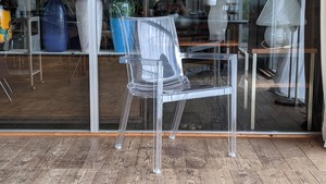 De Ville Dining Chair by Christophe Pillet for Driade