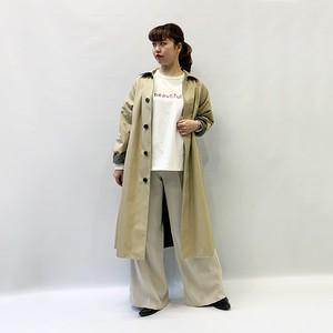 TICCA(ティッカ) リバーシブルステンカラーコート 2020春物新作 [送料無料]