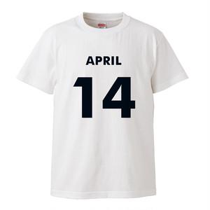 4月14日