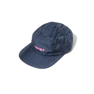 CHECKS Nylon Cap(Navy)