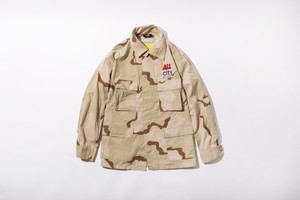 ACS DESERT CAMO ARMY JACKET