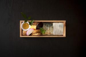 天皇の料理番トリビュート弁当一段