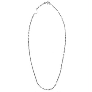 Hermès Vintage Sterling Silver Chaine d'ancre Chain Necklace