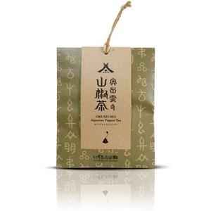 奥出雲の山椒茶