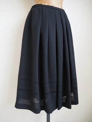 【ドイツ】 タックフレアスカート