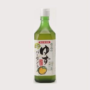 【飲む果実酢】500mlゆずバーモント