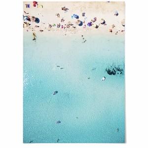 beach fabric poster 3size / ビーチ ファブリックポスター