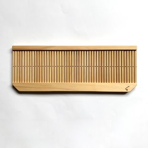 <Found & Made> Band Weaving Reed - Rigid Heddle / バンド織りリード リジッドヘドル99羽