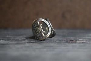 THUMBS UP MARKET original antique KEY RING5