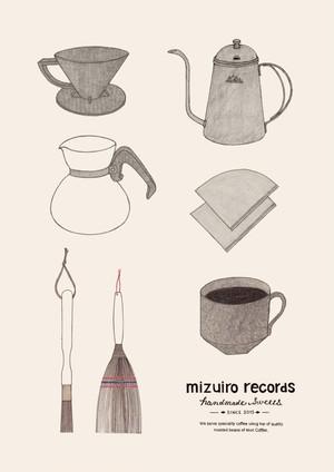コーヒーと生活 ポスター