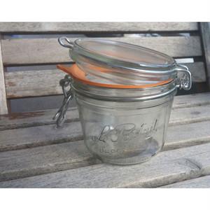 Glass Jar by Le Parfait France