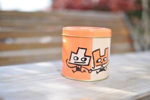 【ギフト】デコボコクッキーの詰合せ2缶