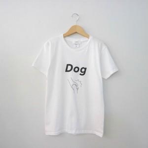 Dog & Cat Tシャツ