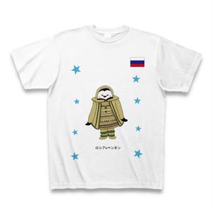 民族衣装Tシャツ ロシアxペンギン