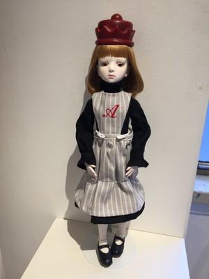 真木環 「アリス」 40cm 球体関節人形