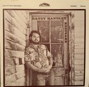 【LP】RANDY HANDLEY/Keep Sake