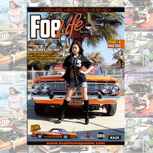 【希少】Foelifemagazine issue#8 (数量限定)