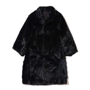 COMME des GARÇONS   vintage  fake fur  coat