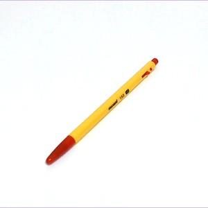 monami 153 黄軸 赤