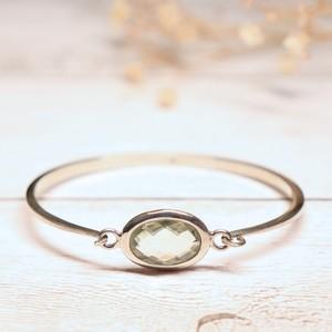 Bracelet(Green Amethyst)