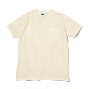 Good On / グッドオン | S/S CREW NECK POCKET T-SHIRTS _ P-NATURAL