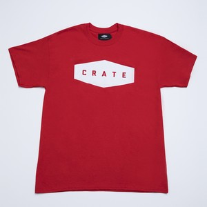 Crate Basic T-Shirt - Red