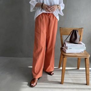 linen like wide pants