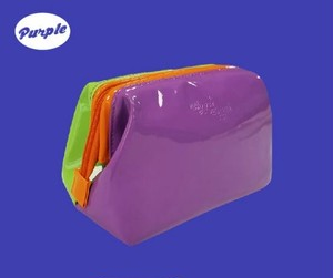 Bigmouth Pouch - Purple