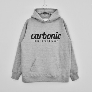 carbonic STD reflection hooded parka