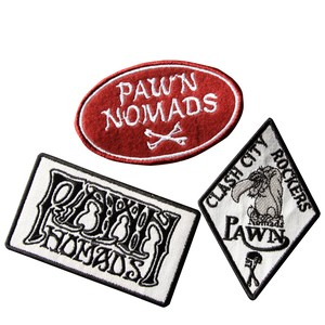 PAWN / NOMADS PATCH SET-B / 92918