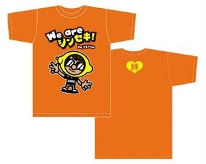 Tシャツ(橙)