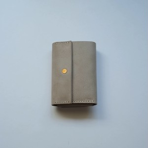 roll wallet - white beige - ALASKA
