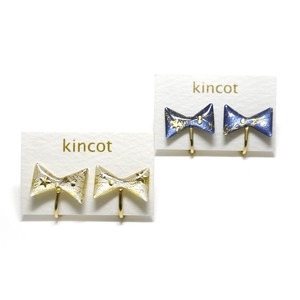 kincot 星空イヤリング(リボン)