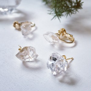 herkimer diamond pierced