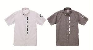 ボタンダウン ショートスリーブシャツ