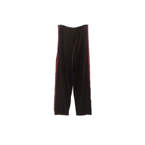 USED - Velor Line Pants ¥7000+tax