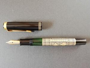 '80s ペリカン M700 トレド Pelikan M700 Toledo (中字) 18C     02087