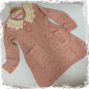 ≪SALE≫お花たっぷりふわふわワンピ♪Snhee 120‐140size