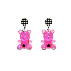 C.E Gummy Bear pierced earring