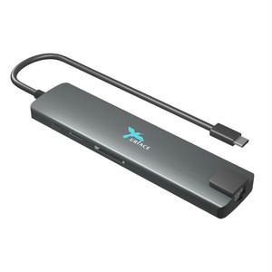 Type-C 3.1 Hub&Reader&HDMI&LAN with PD|IMD-ULC360