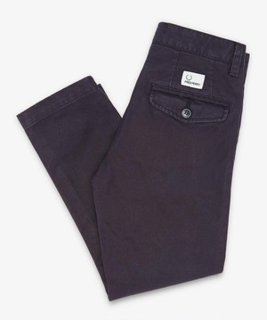 40%OFF Kids Fred Perry Classic Twill Chino ( Navy ) キッズ フレッドペリー