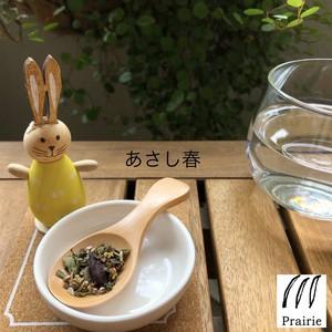 あさし春- asashiharu - / ブレンドハーブティー ギフト / リーフ小17g